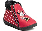 Disney Minnie Mouse Slippers for girls (size 8.5)
