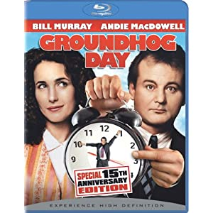 groundhog day video blu-ray