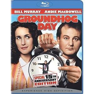 groundhog day video blu-ray