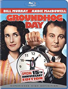 Groundhog Day (15th Anniversary Special Edition) [Blu-ray]