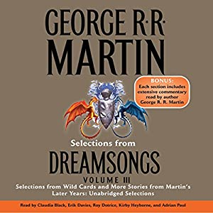Dreamsongs, Volume III (Unabridged Selections) Audiobook