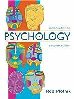 Introduction to Psychology  by Plotnik