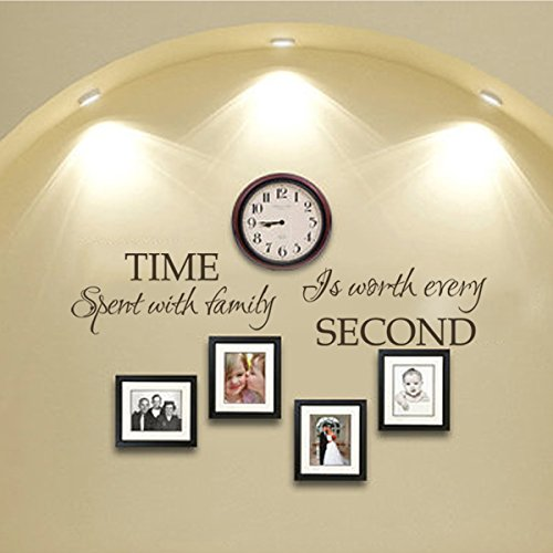 tempo-trascorso-con-la-famiglia-vale-ogni-secondo-vinile-famiglia-adesivo-da-parete-tempo-da-parete-