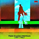 Passio Secundum Mattheum (Shm-CD) by Latte E Miele