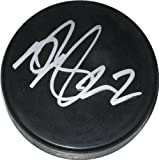 Dan Boyle, San Jose Sharks, Signed, Autographed, Hockey Puck, NHL, a COA with the Proof Photo of Dan Signing Will Be Included at Amazon.com