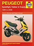 Phil Mather Peugeot Speedfight, Trekker (TKR) and Vivacity Service and Repair Manual: 1996 to 2008 (Haynes Service and Repair Manuals)
