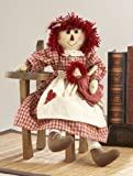 Best Deals Gingham Raggedy Ann with matching Baby Doll