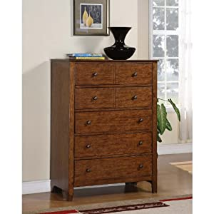 Carlisle Mosaic 5 Drawer Chest