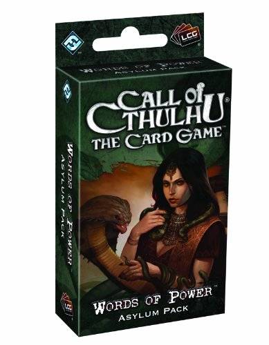 Call of Cthulhu LCG: Words of Power Asylum Pack