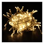 SODIAL(R) Warm White LED Fairy Light...