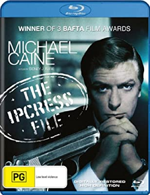 The Ipcress File [Blu-ray]