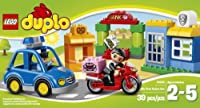 DUPLO LEGO Ville 10532 My First Police Set from DUPLO LEGO Ville