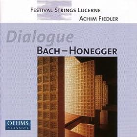 Die Kunst der Fuge (The Art of Fugue), BWV 1080 (arr. for string orchestra): Contrapunctus 4