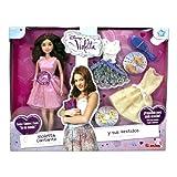 Violetta Doll Disney Original Fashion Muñeca- Singing Model - En Mi Mundo