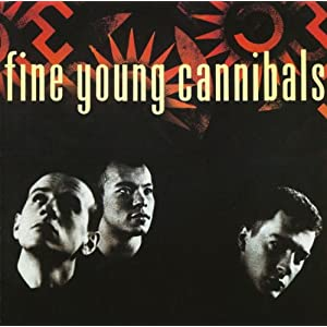 Fine Young Cannibals -  Don`t Look Back (CD Single)