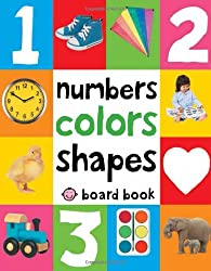 Numbers Colors Shapes (First 100)