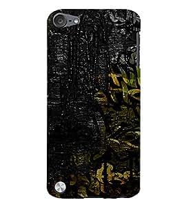 PrintVisa Modern Graffiti Design 3D Hard Polycarbonate Designer Back Case Cover for Apple iPod Touch 5
