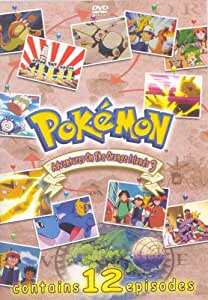 Pokemon - The Adventures in the Orange Islands (Vol. 3)