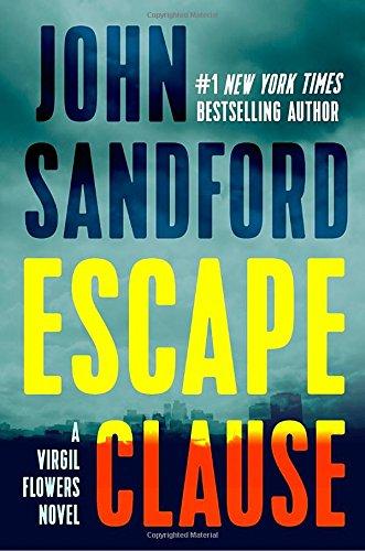 Escape Clause (A Virgil Flowers Novel) cover