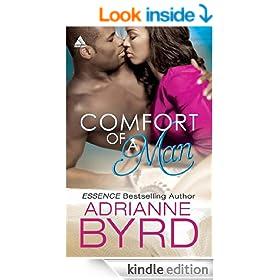 Comfort of a Man (Mills & Boon Kimani Arabesque)