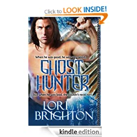 The Ghost Hunter (The Hunter Series)