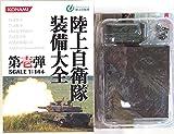 コナミ [4] 1/144 陸上自衛隊装備大全 第壱弾 73式装甲車 普通科装備 単品