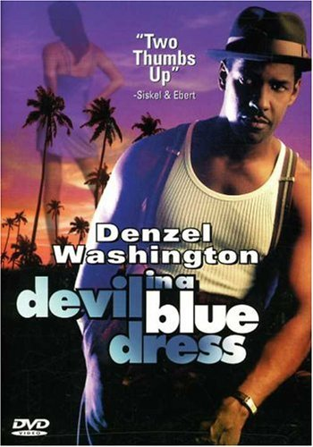 Cover art for  Devil in A Blue Dress