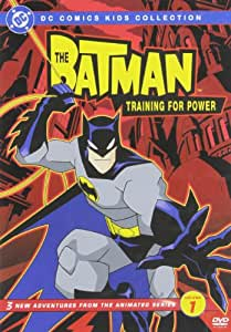 The Batman: Training for Power Season 1, Vol. 1