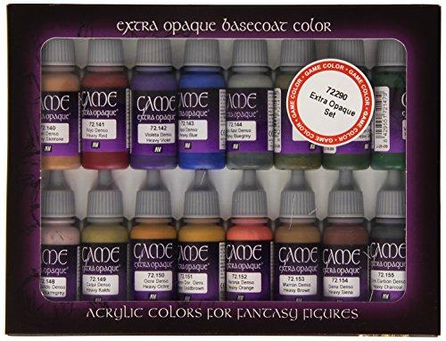 Game Color Set - Extra Opaque