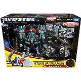 Transformers Nightwatch Jet Wing Optimus Prime DA-15