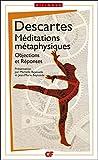 M�ditations m�taphysiques - �dition bilingue