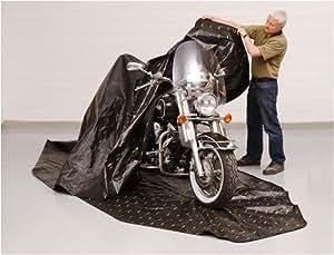 Zerust 135 in x 70 in Motorcycle Storage Cover