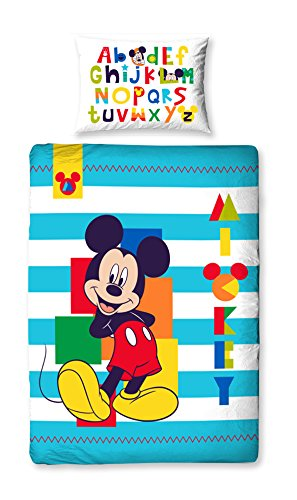 Disney Mickey Mouse Boo Junior Panel Duvet Cover front-783340