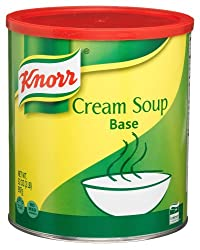 Knorr Cream Soup Base, Dry, 32-Ounce Units (Pack of 2)