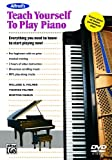 echange, troc Teach Yourself to Play Piano [Import USA Zone 1]