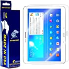 ArmorSuit MilitaryShield - Samsung Galaxy Tab 3 10.1 Tablet Screen Protector Shield + Lifetime Replacements