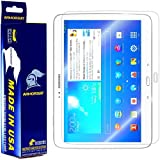 "ArmorSuit MilitaryShield - Samsung Galaxy Tab 3 10.1"" Tablet Screen Protector Shield + Lifetime Replacements"