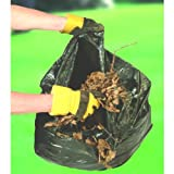 Garden & Lawn Supply Bosmere G185 Bin Bag Disposable Leaf Bag Loader Size Outdoor Home Garden Supply Maintenance