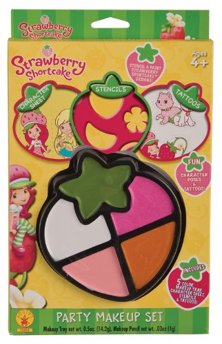 Strawberry Shortcake, Makeup Kit