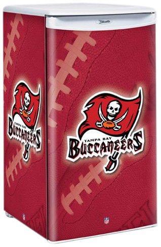 NFL Tampa Bay Buccaneers Counter Top Refrigerator