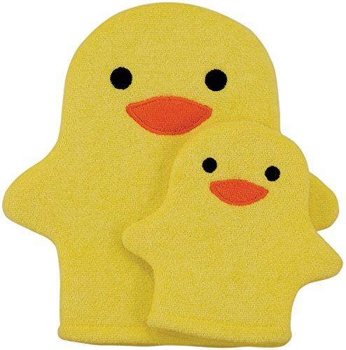 Rich Frog Mom & Mini Wash Mitt - Duck - 1