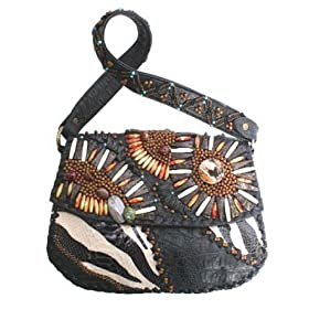 Mary Frances Uncivilized Handbag