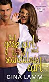 The Geek Girl and the Scandalous Earl by Gina Lamm