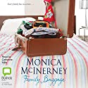 Family Baggage Audiobook by Monica McInerney Narrated by Catherine Milte