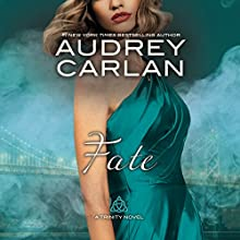 Fate Audiobook by Audrey Carlan Narrated by Alexander Cendese, Samantha Cook