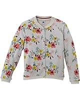 Petit Bateau - Sweat-shirt - À fleurs - Fille