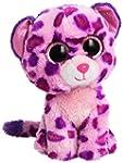 Ty Beanie Boos Glamour Leopard Plush,...