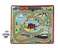 "Melissa & Doug Round the Town Road Rug - 39"" x 36"" by Melissa & Doug"