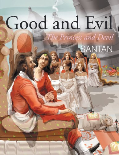 Good and Evil: The Princess and Devil