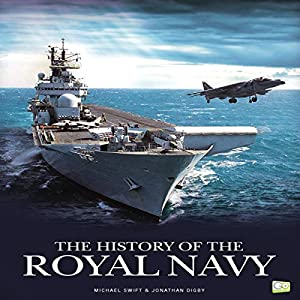 The History of the Royal Navy Audiobook